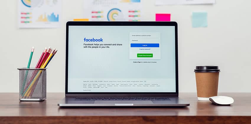 How to Use Facebook for Company Research