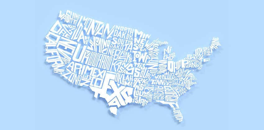 Remote Jobs by State